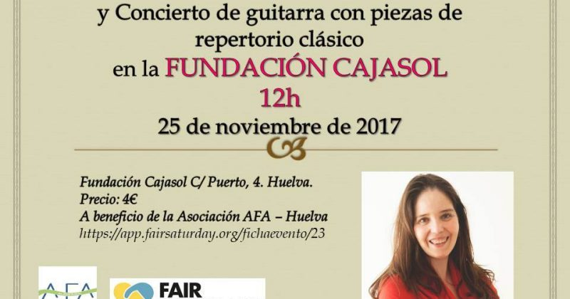 Recital de Poesía en Fair Saturday